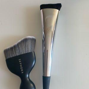 Sephora brush duo